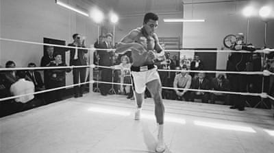 Amir Khan on his 'hero' Muhammad Ali