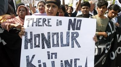 Pakistan: Laws fail to check violence against women