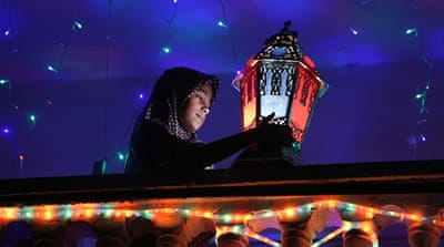 Eid-Al-Fitr is celebrated for three days and is an official holiday in all Muslim-majority countries Adel Hana/AP]