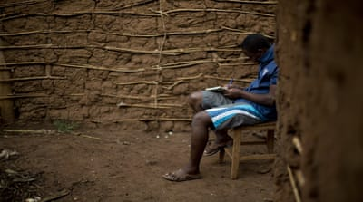 Reintegrating child soldiers in Burundi