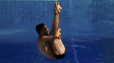 Greek athletes struggle to make it to the Rio Olympics