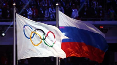 IAAF upholds Rio Olympics ban on Russia over doping