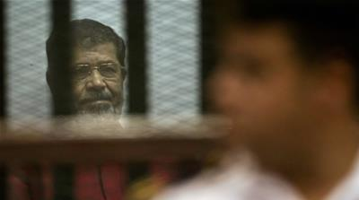 Morsi gets 3 years in jail for 'insulting judiciary'