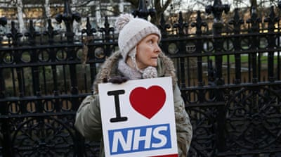 UK election: Is this the NHS election?
