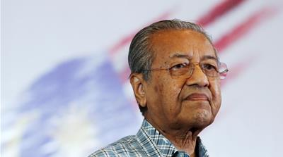 Ex-PM Mahathir Mohamad: Malaysia 'will go to the dogs'
