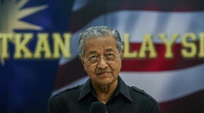 Mahathir Mohamad on corruption and 'saving Malaysia'
