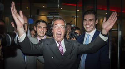 Nigel Farage and the era of the celebrity politician