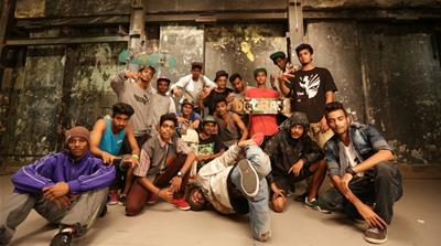 Hip-Hop Homeland: India's underground rap scene