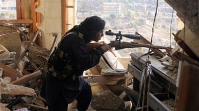 Weapons for Syrian rebels sold on Jordan's black market