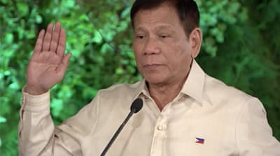 Duterte brings to the presidency more than two decades of experience as mayor in southern Philippines [Office of the Philippine President]