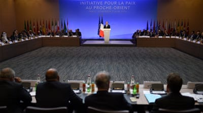 The French peace initiative 'emptied of all substance'