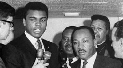 How Muhammad Ali influenced the Civil Rights Movement
