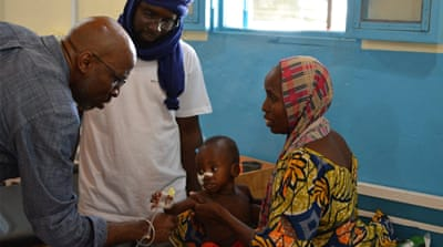 Vaccine pioneers: Saving children in Niger