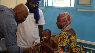Vaccine pioneers: Saving children in Niger