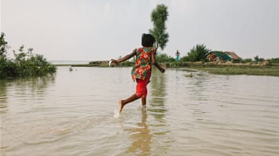 Surviving climate change in Bangladesh
