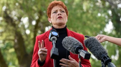Australia's Pauline Hanson wins on anti-Islam ticket