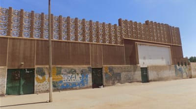 Today, most of Sudan's cinema houses have been shut down or put up for sale [Ahmed Saeed/Al Jazeera]
