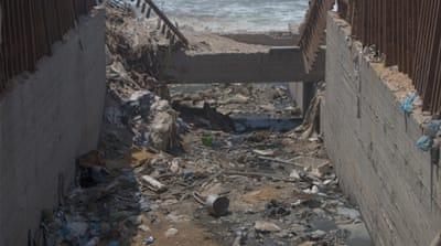 Many Palestinians in Gaza buy water from small-scale desalination plants [Ylenia Gostoli/Al Jazeera]
