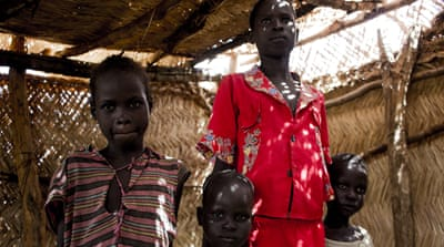 Hunger and child abandonment in north South Sudan