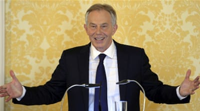 Who is the real Tony Blair?