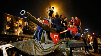 Turkey PM: Attempted coup leaves 265 people dead