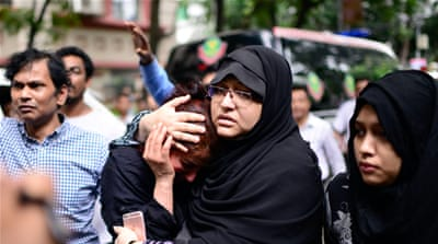 In pictures: Hostage drama in Bangladesh