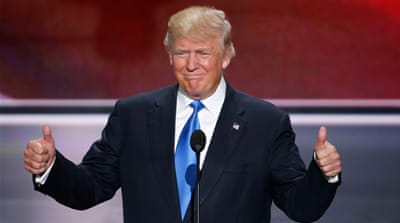 US election: Donald Trump seals Republican nomination