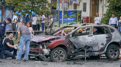journalist killed in Ukraine