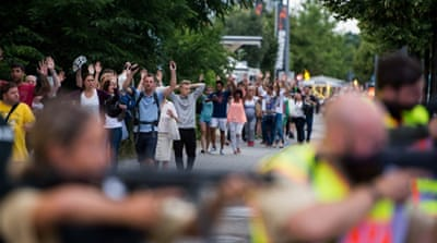 Munich attack: Suspect is 18-year-old from Munich