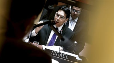 Israel, the UN's Sixth Committee and international law