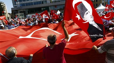 Of the 13,000 people detained in the post-coup attempt crack down, 6,000 have been placed under arrest [Reuters]