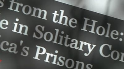 Letters from the inside: Solitary confinement in the US