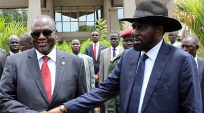South Sudan rivals agree to delay forming government