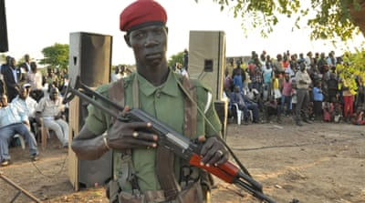 Fighting took place in Juba on the eve of the country's fifth anniversary of independence [File: Jok Solomun/Reuters]