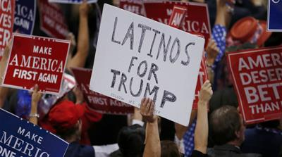 Immigrants and Donald Trump: It's a complicated story