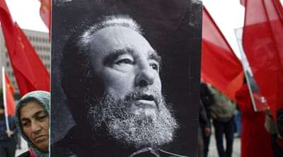 The vivid life of Fidel Castro
