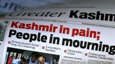 Covering Kashmir: political unrest & polarised media. Plus, the fight to cover Sudan's forgotten war [Al Jazeera]