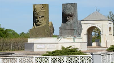Hungary: Unearthing Suleiman the Magnificent's tomb