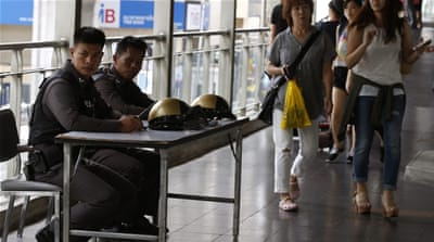 Analysis: Thailand shields tourist trade after blasts