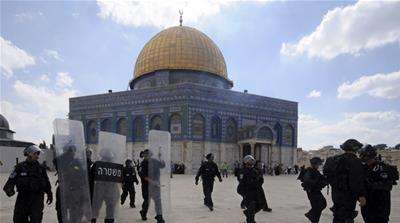 King of Jordan denounces 'violations' of al-Aqsa Mosque