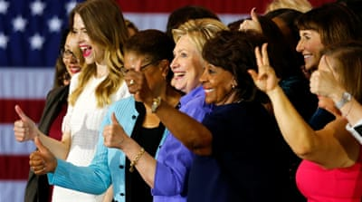 Can Hillary Clinton change gender roles in politics?