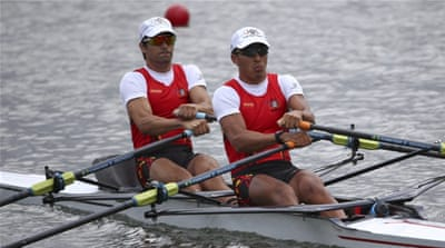 Angola: Banishing memories of civil war through rowing