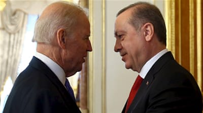 Joe Biden's visit to Turkey and solving pressing issues