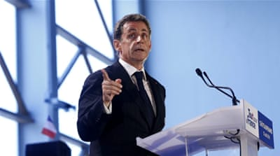 Old Sarkozy does not match new France's needs