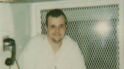 Wood was sentenced to death by a Texas court on March 3, 1996 [Courtesy of Terri Been]