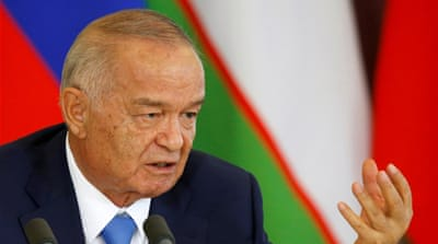 Karimov has been at the helm since before Uzbekistan broke away from Soviet Union in 1991 [File: Reuters]