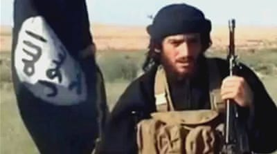 Adnani was one of ISIL's most senior figures [Al Jazeera]