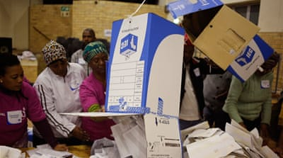 South Africa: ANC faces worst election loss in 20 years
