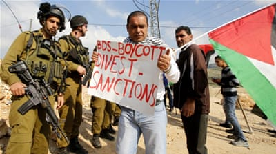 BDS campaign 'winning battle for hearts and minds'