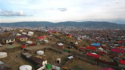 Mongolia tent districts grow despite modernisation